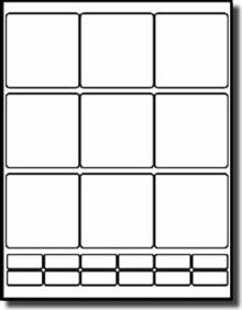 vhs label template - 900 compulabel 311400 diskette labels 100 sheets 9
