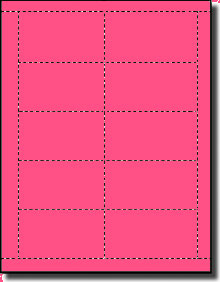 500 pulsar pink laser and inkjet printable both sides business cards 500 pulsar pink laser and inkjet printable both sides business cards 50 sheets use avery 5371 5911 8371 template friedricerecipe Choice Image