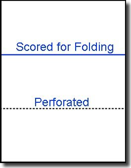 image regarding Printable Card Stock identify 100 Mailers with Tear-off Return Report Card - 67# White Card Inventory