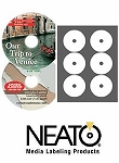 Neato CD-DVD Labels