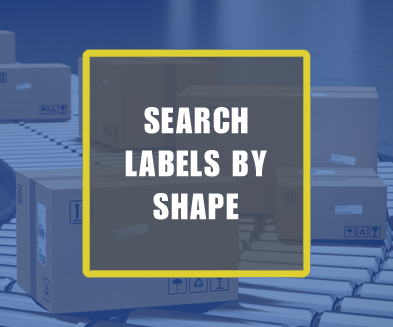 Search Labels by Shape